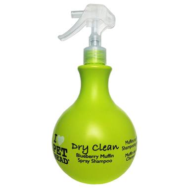 Pet Head Dry Clean Spray Shampoo