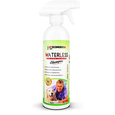 Vet's Best Waterless Dog Shampoo