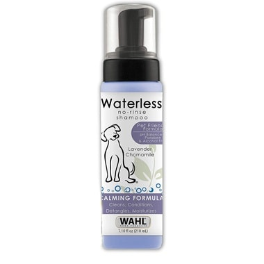 Wahl Waterless No Rinse Shampoo