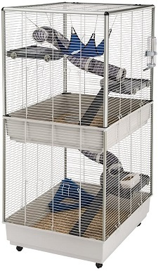 Ferplast Ferret Tower Two-Story