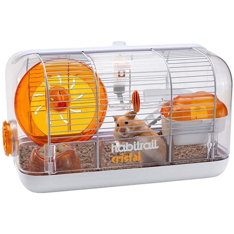 Habitrail 62820A1 Cristal Hamster Cage