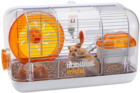 Habitrail 62820A1 Cristal Hamster Cage-100px