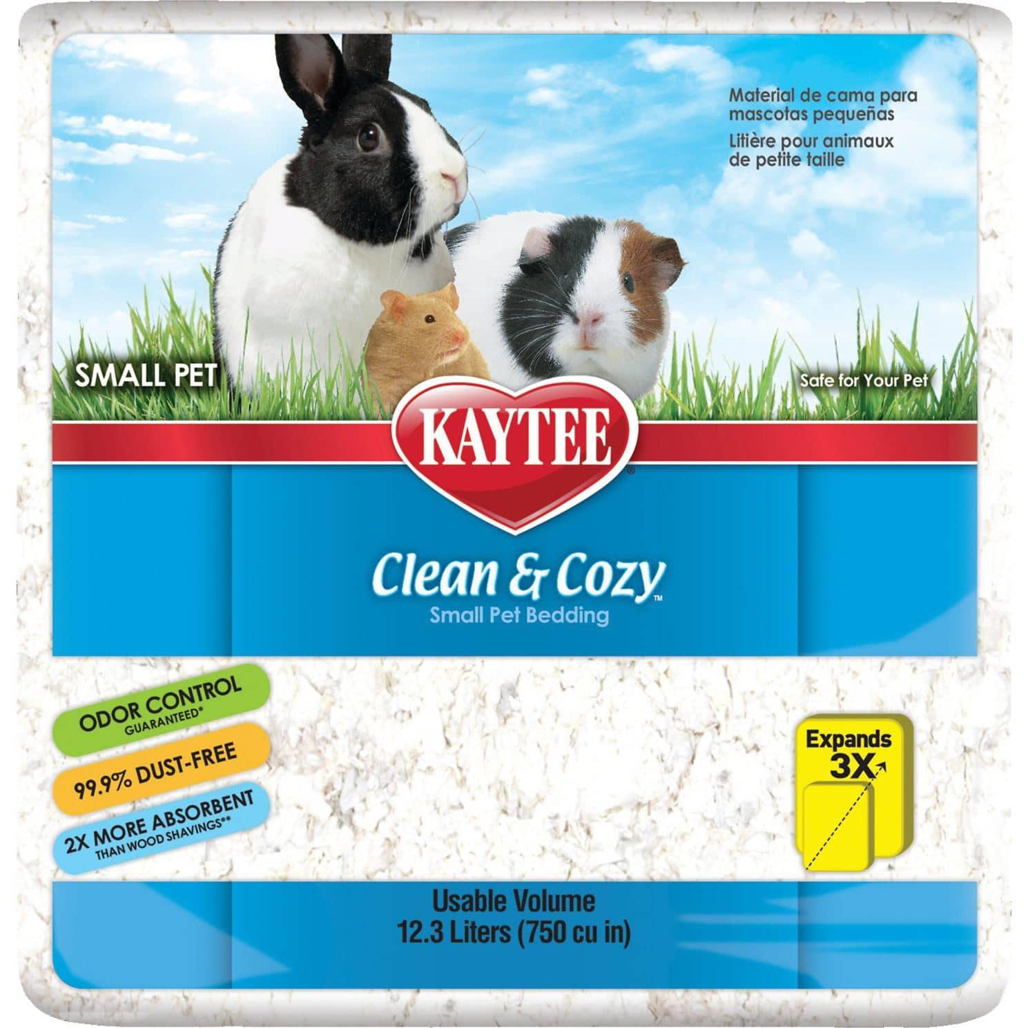 Kaytee 100037607 Clean & Cozy Bedding