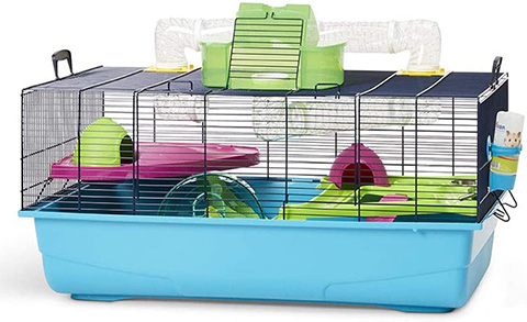 Lixit 71-5074-001 Savic Hamster Cage-100px