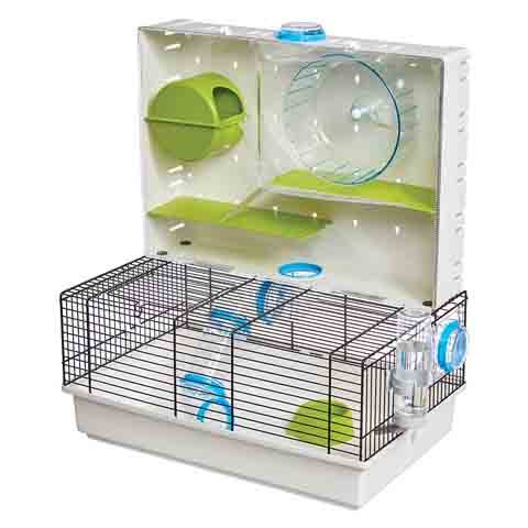 Midwest 100-AR Critterville Arcade Hamster Cage