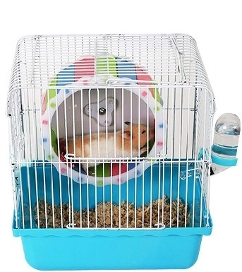 Petzilla Quiet Hamster Exercise Wheel Silent Spinner