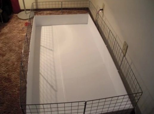 Build a C&C Guinea Pig Cage From Pet Helpful