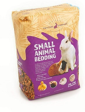 Bunny Bedding Odor Control for Small Pets
