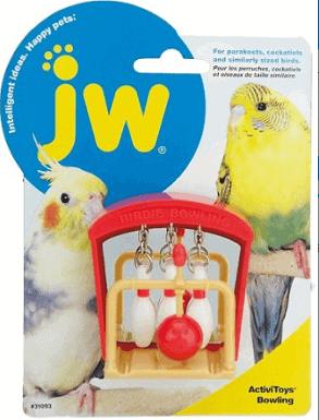 JW Pet Activitoy Birdie