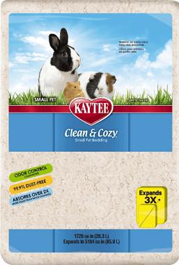 Kaytee Clean & Cozy Small Animal Beddin