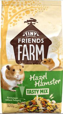 Tiny Friends Farm Hazel Hamster Food