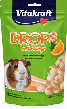 Vitakraft Drops with Orange