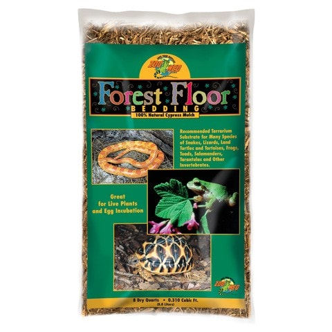 Zoo Med Natural Cypress Mulch Reptile Bedding