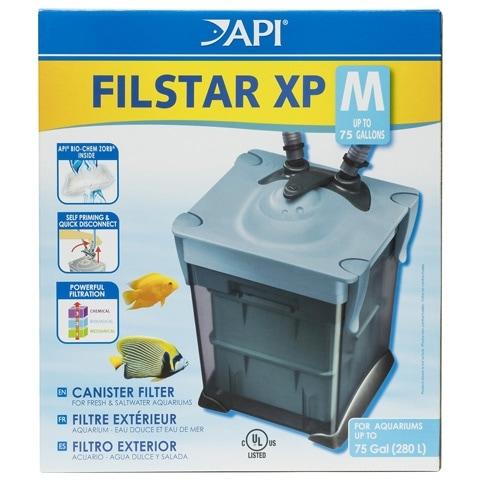 API Filstar XP canister aquarium filter