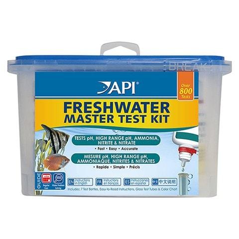 API Freshwater Aquarium Master Test Kit