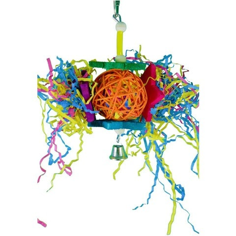 Bonka Bird Toys Foraging Star Bird Toy