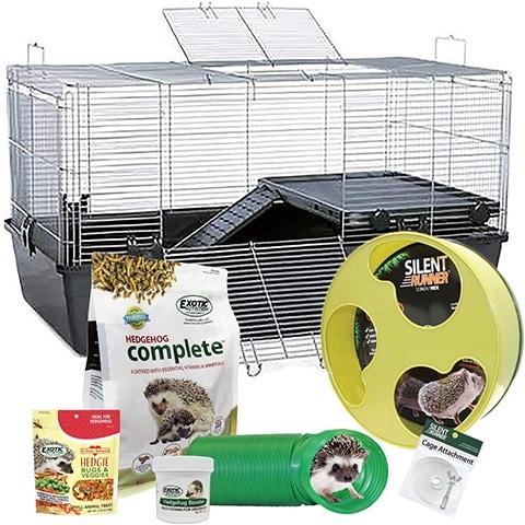 Exotic Nutrition Hedgehog Home