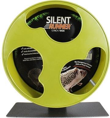 Exotic Nutrition Silent Runner Small Animal Exercise Wheel