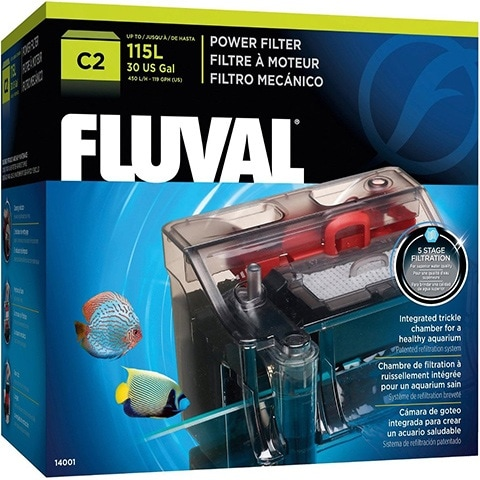 Fluval Aquarium Power Filter