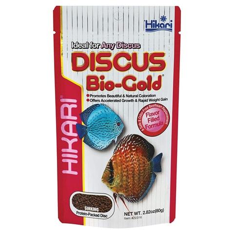 Hikari USA Inc. Tropical Discus Bio-Gold