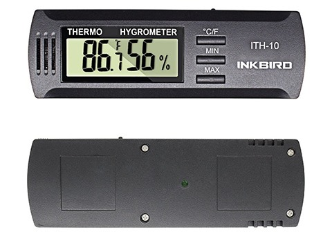 Inkbird ITH-10 Digital Thermometer and Hygrometer