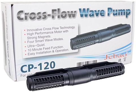 Jebao CP-120 Cross Flow Pump Wave Maker