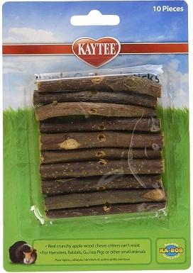 Kaytee Small Animal Apple Orchard Chew Sticks