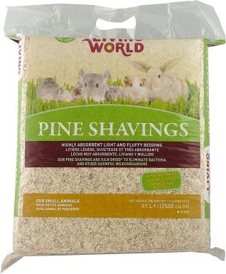 Living World Pine Shavings Small Animal Bedding