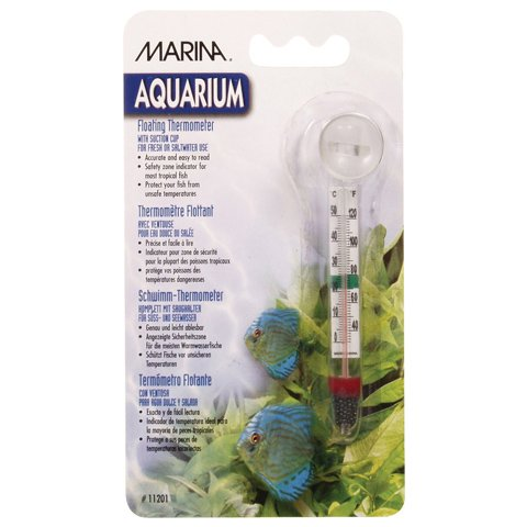 Marina Floating Thermometer