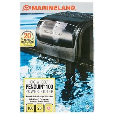 Marineland Bio-Wheel Penguin Aquarium Power Filter