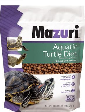 Mazuri Aquatic Turtle Food