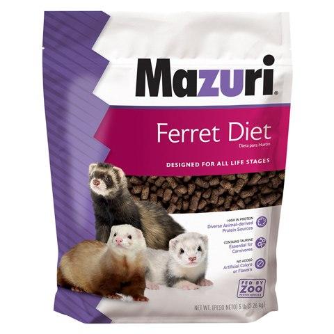 Mazuri Ferret Food