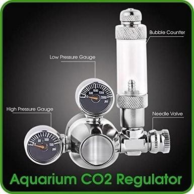 OKSLO CO2 Regulator Aquarium