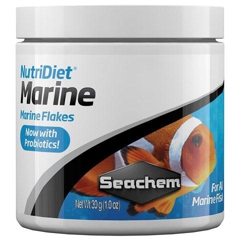 Seachem NutriDiet Marine Fish Flakes