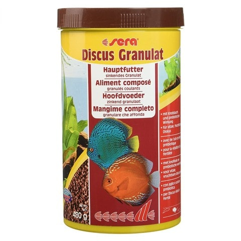 Sera 307 Discus Granules