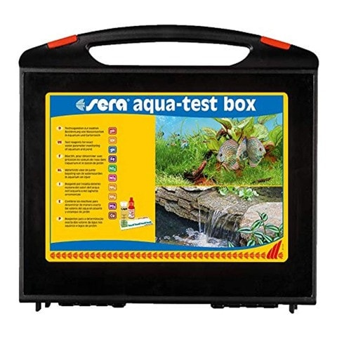 Sera Aqua-Test Box Aquarium Test Kits