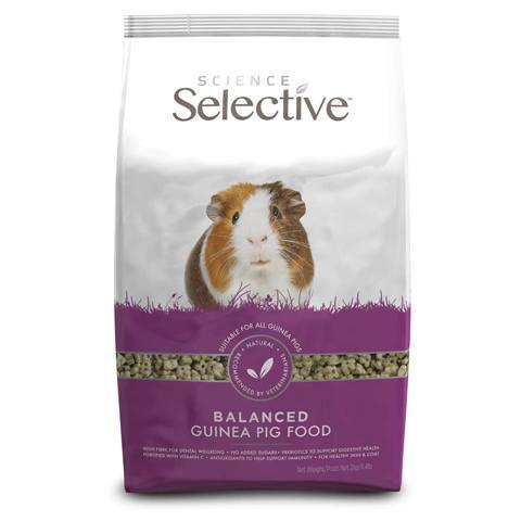 Supreme Science Selective 4216 Guinea Pig Food
