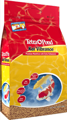 Tetra Pond Koi Vibrance Color Enhancing