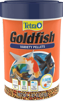 TetraFin Floating Variety Pellets