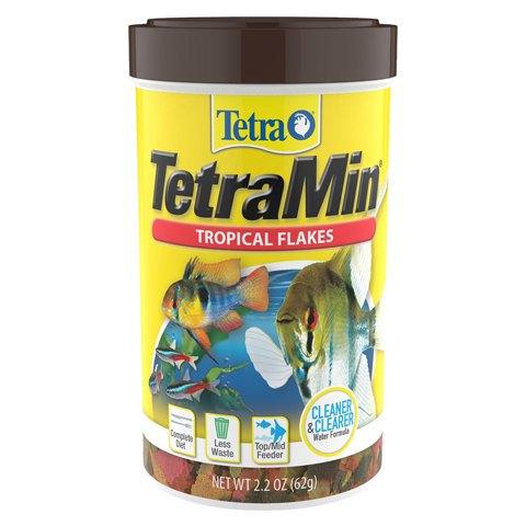 TetraMin Tropical Flakes Fish Food