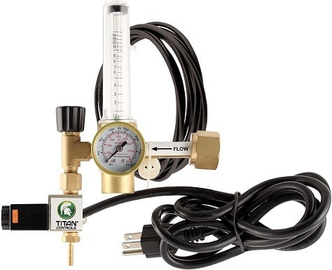 Titan Controls HGC702710 CO2 Regulator