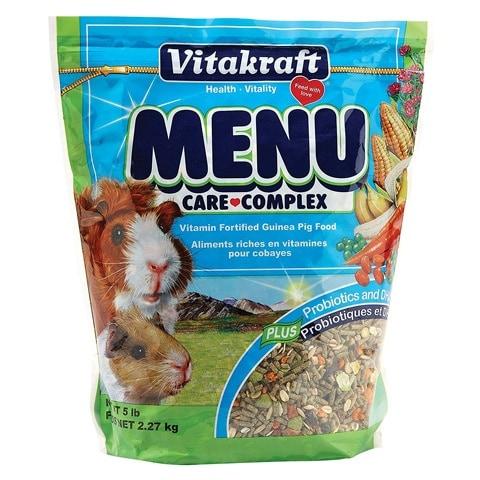 Vitakraft 34411 Guinea Pig Food