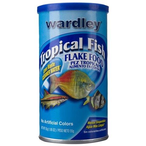 Wardley Flake Tropical Fish Food