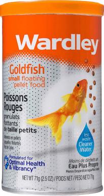 Wardley Goldfish Small Floating