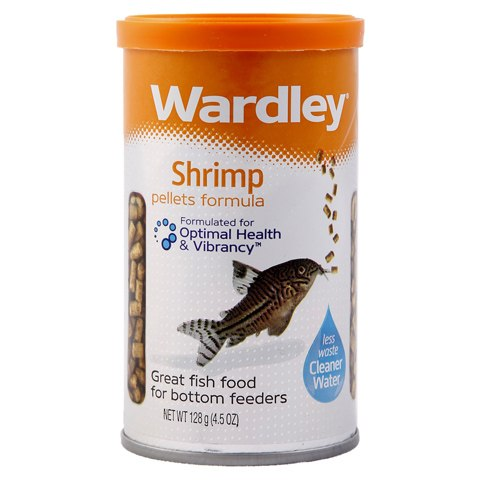 Wardley Shrimp Pellets Formula Fish Food