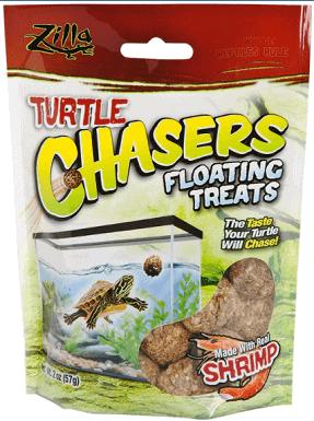 Zilla Turtle Chasers Floating Shrimp