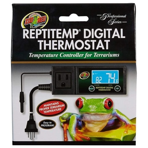 Zoo Med ReptiTemp RT-600 Digital Thermostat