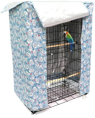 hi hide friends Large Bird Cage