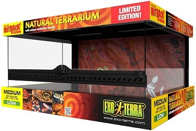 Exo Terra Outback Terrarium