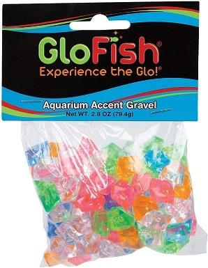 GloFish Accent Gravel